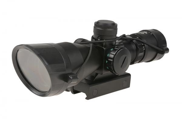(THO) Puškohled 2,5-10X40 Scope