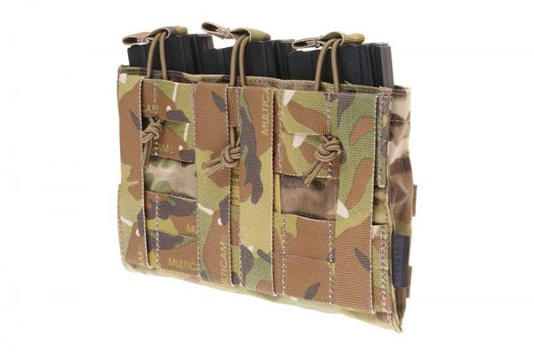 (EME) Triple Open Top 5.56 Pouch - Multicam®