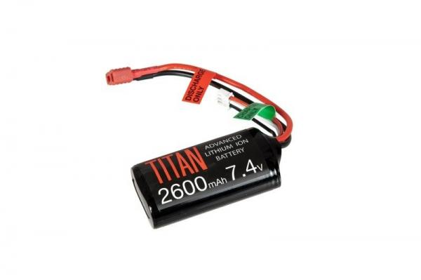Li-Ion 7.4V 2600mAh Brick (DEANS) Battery