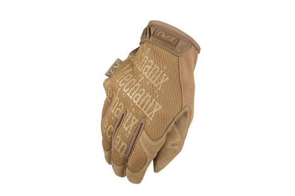 (MCW)Taktické rukavice Mechanix Original™ - coyote brown-XL
