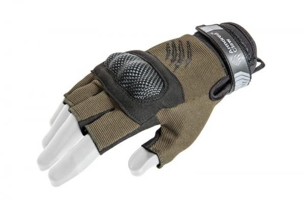 (ACL) Taktické rukavice Armored Claw Shield Cut Hot  Weather tactical gloves - olive