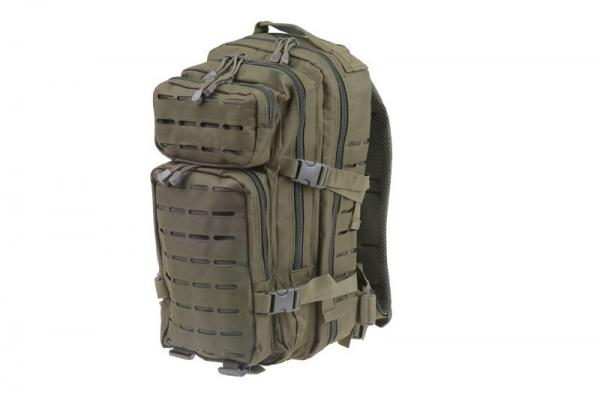 (GFT) Batoh Assault Pack (Laser Cut) – Olive