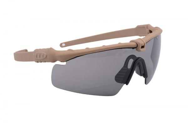 (UTT) Ultimate Tactical Glasses - Tinted