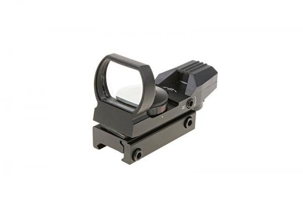 (THO) Kolimátor Open Reflex Sight Replica - Black