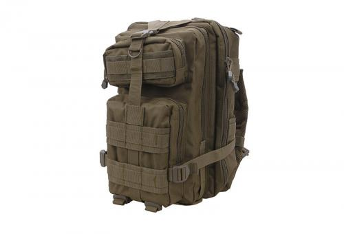 [GFT] Batoh typu Assault Pack -Black- Oliva