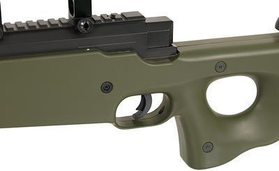 WELL sniper MB-01 - olive (replika L96A1)